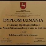 dyplom_uznania_65_lat